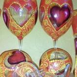 8бр.подаръчни чаши