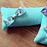 Ароматни възглавнички с лавандула за релаксация