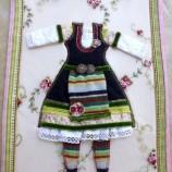 Текстилно пано